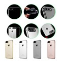2017 new arrive Highlight camera Matte soft TPU case for iphone 7/7 Plus