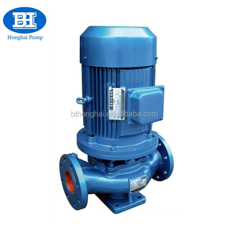 Electric vertical centrifugal water pump