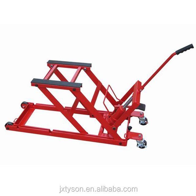 1500lbs Hydraulic ATV/Motorcycle Lifting scissor Jack