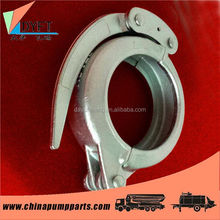 on sale dn50-dn150 concrete pump parts clamp coupling pipe fittings