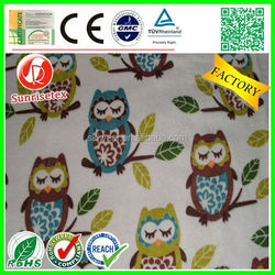 Customized Functional Soft cotton towels with printed fabrics factory