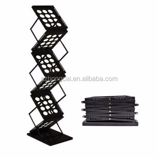 Portable Book Shelf,Literature Or Catalogue Stand