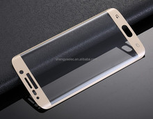 Full covered tempered glass for samsung galaxy s7 s7edge screen protector for g930 g935 g9300 9h glass film