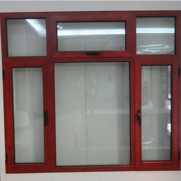 Powder Coated Windows : Powder coated aluminum window factory view
