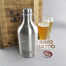 bottle for home brewed craft beer 2liter