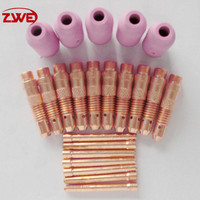 WP Tig Welding Torch Consumables