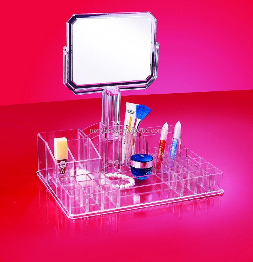 cosmetic and accessory organizer