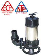engineering mud discharge used 3hp submersible water pump