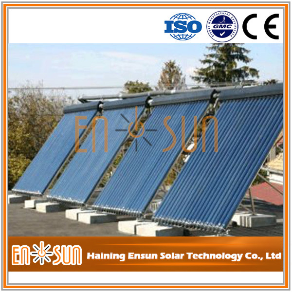 ENSUN water heater solar collector