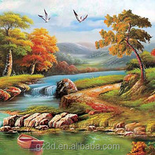 3d lenticular trees imagine picture, 3d landscape picture, 3d natural photos