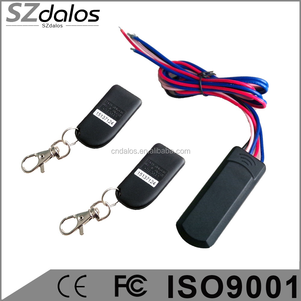 CE Anti hijacking 2.4G car immobilizer programming tool, RFID immobilizer system