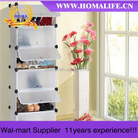 HOMA Commercial Simple shoes rack for lidl