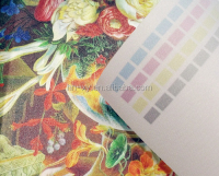 Digital Printing Silk Fabric Glossy 110gsm 75D*100D