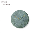 India Green real marble antique wall clock hanging wall clock