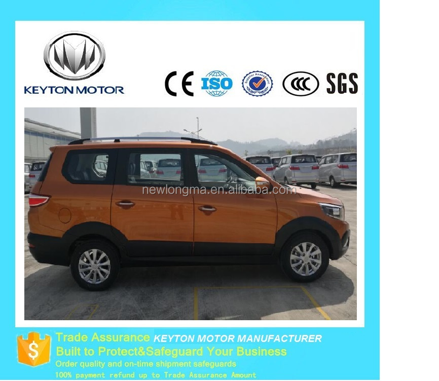 Hot sale automobile/SUV/car with large space