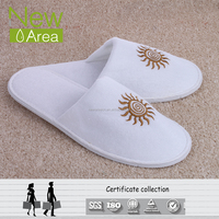 Cheaper High quality disposable hotel slippers