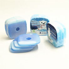phase change material non-toxic 160ml ice pack ice brick for Lunch Box