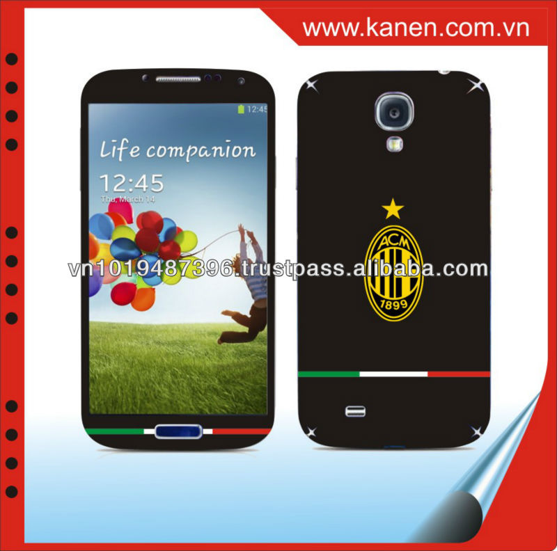 The sports fashion logo samsung galaxy s4 (template 07)