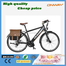 classic cheap 26'' classic city battery operated bicycle