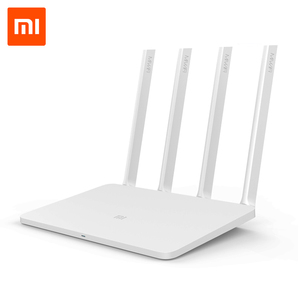 Original MI wifi router 3 English Firmware Version 2.4G/5GHz wifi repeater routers with 128MB APP Control,more stable and secure