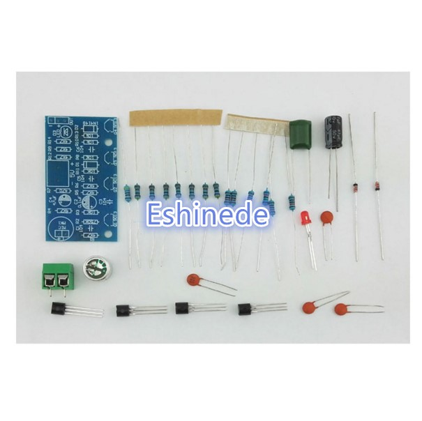Sound Control Switch Clap Control DIY Fun Making Electronic Training Kit