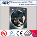 Match-Well axial flow exhaust fan