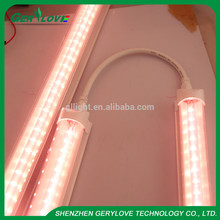 T5 grow lights 0.6m 0.9m 1.2m led grow tube light best for microgreens growth led grow light