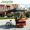 professional manufacture snack food coffee bike for sale