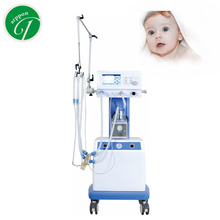 NLF-200A Medical Infant Pediatric Cpap Ventilator Machine With Air Compressor