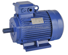 IP55 three phase electric motor with B5 flange mounted