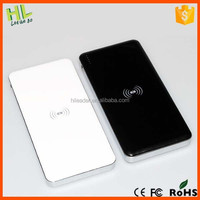 Backup charger wireless power bank charger