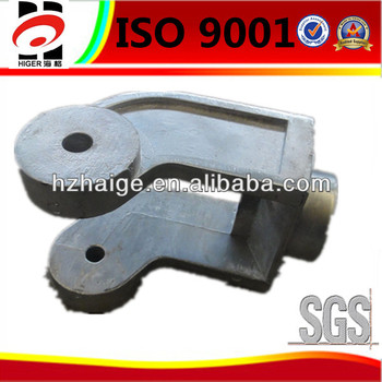 ISO9001 Customized gravity casting auto parts car accessories