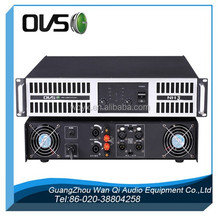 OVS NH-3 2chneel class H pro audio pa power amplifiers 300w