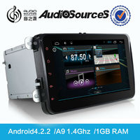 car radio dvd cd gps for VW skoda octavia/roomster/yeti/rapid 2005-2013 with 3G WIFI