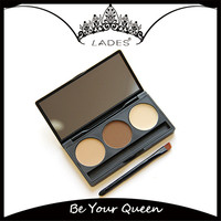 LADES 3Colors Private Label Eyebrow Powder