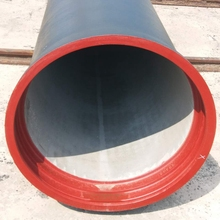 Popular Promotional Favorable price high strength and density cast iron pipe