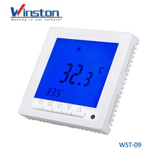 WST-09 Manual 250V AC Intelligent Temperature Controller