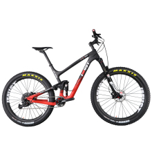 carbon fiber mountain bike wholesale bicycles for sale 27.5 plus suspension carbon bike