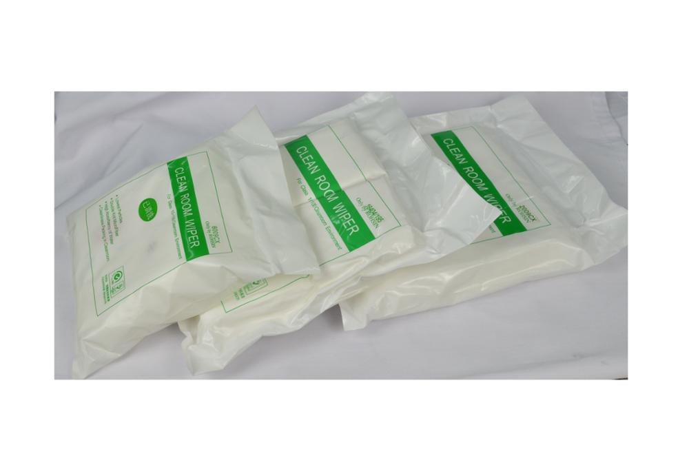 dustproof cleaning glass wipers dust-free wiping cloth for cleanroom