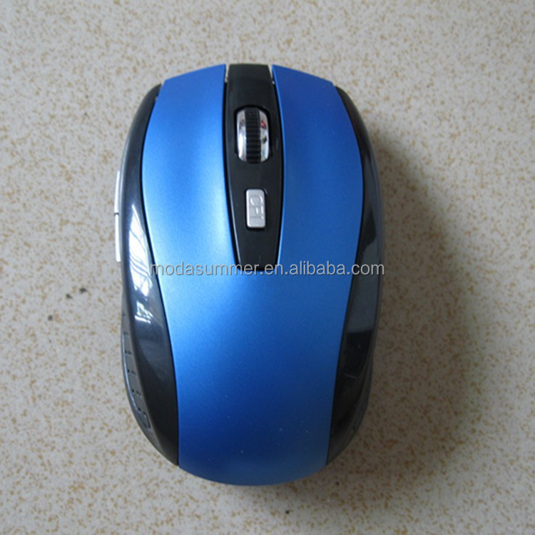 Trade Assurance Supplier 3D Wired Optical USB computer 2.4g driver wireless usb mouse