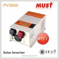 Off Grid hybrid solar power inverters 2KW 24V for solar power system
