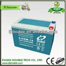 6-DZM-12 48v battery operated electric vehicle,lead acid battery