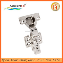 Soft closing stainless steel 304 hydraulic hinge