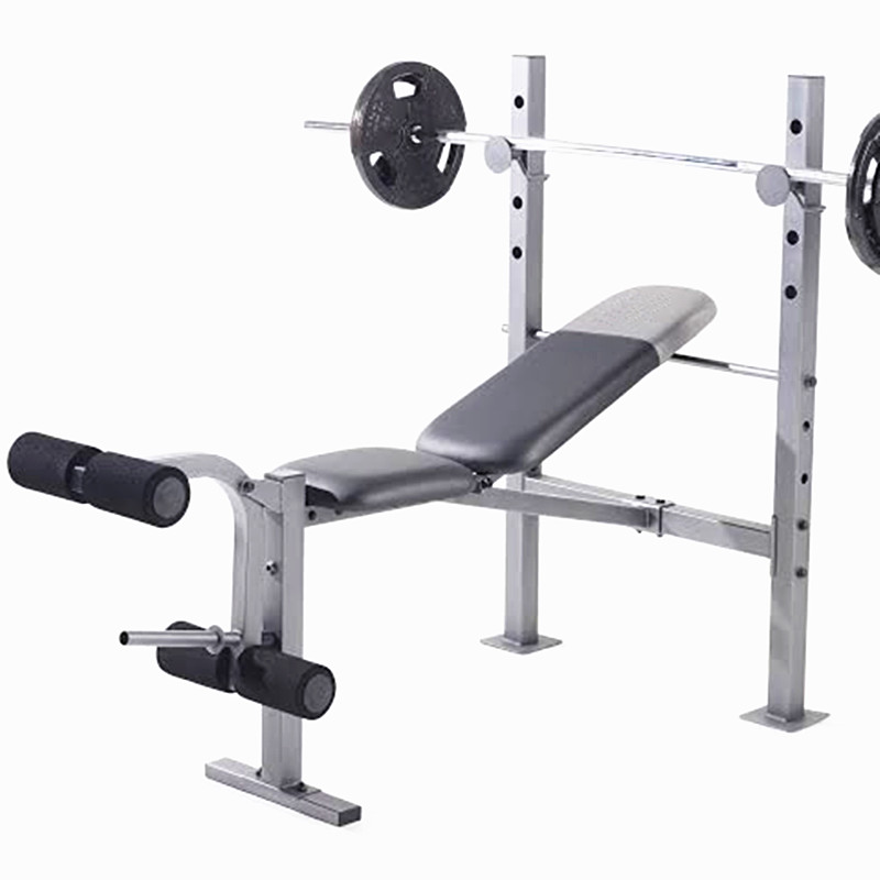 Fitness Exercise Adjustable Decline Abdominal Weight Lifting Bench