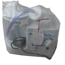 Hospital Plastic Portable Phlegm Unit suction pump medical