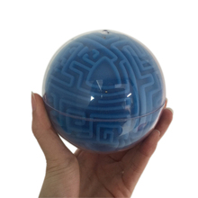 Educational toy 3D magical intellect game ball intellect new scary maze game