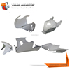 plastic injection motorcycle front fairing fiberglass body kits for motorcycle for honda cbr600rr 05-06