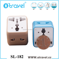 promotional gifts items popular adapters for travellers electrical multi socket plug