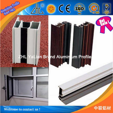 Alibaba Gold Supplier Long Term Use type of aluminium profile for windows
