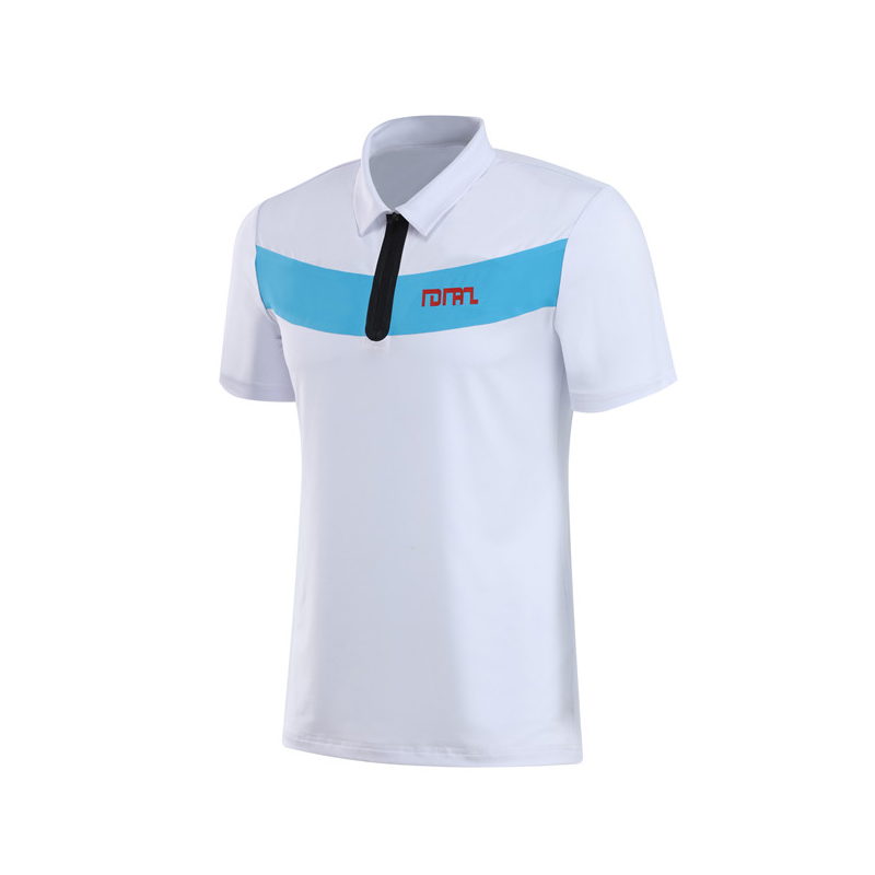Comfort Colors T-shirts No Thread In Placket Laser Cutting Golf Sport Jersey